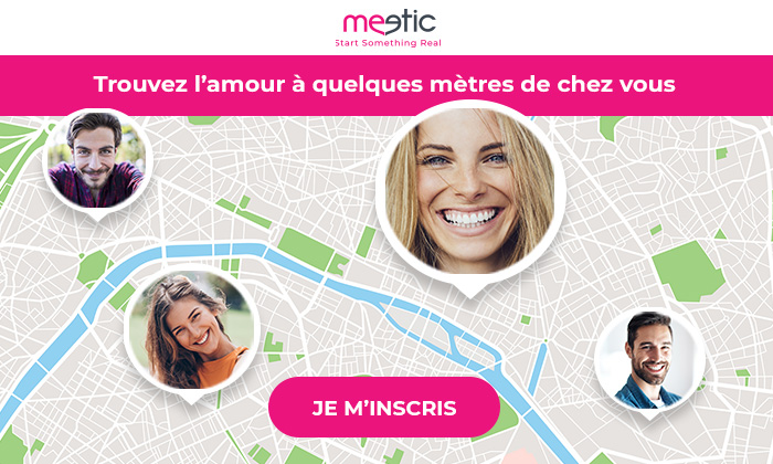 Code promo Meetic ⇒ 20% en Février