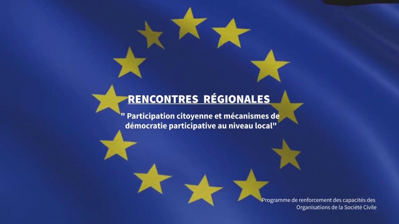 rencontres regionales has