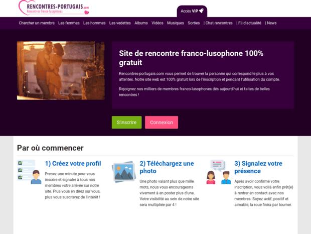 Site de rencontre des portugais - lespaysansontdelavenir.fr