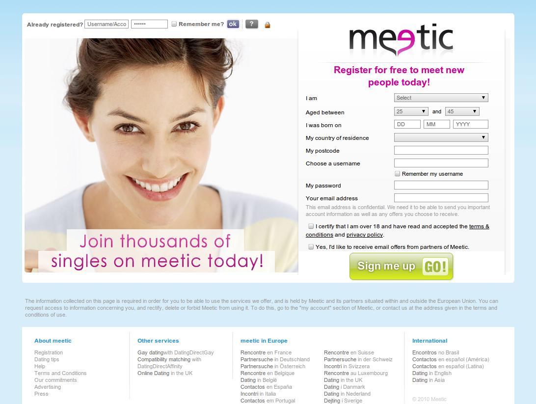 liste de sites de rencontres rencontre femme pacy sur eure