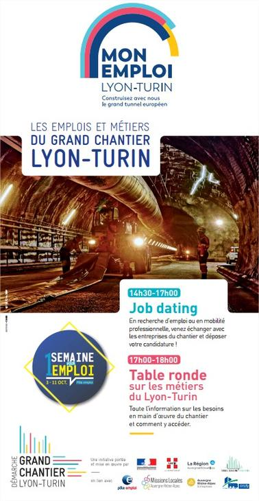 Salons et forums de l'Emploi 2020 à Lyon : le calendrier