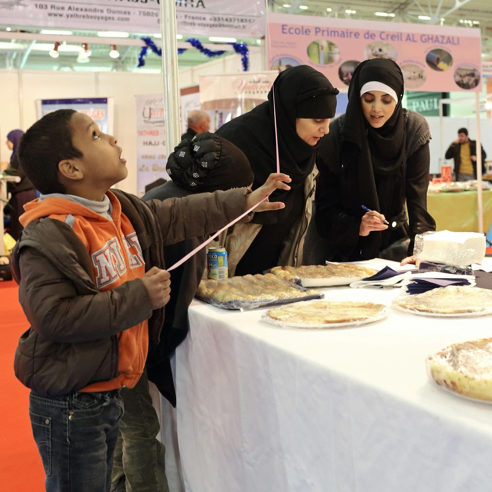 30ème rencontre annuelle des musulmans de france en direct