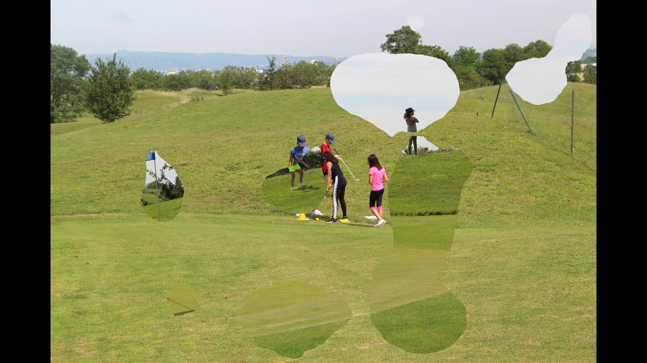 femme cherche homme golf