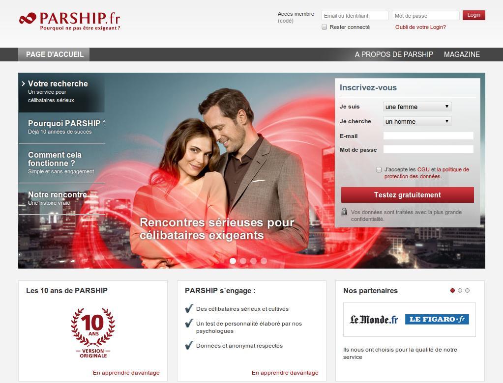 site de rencontre en ligne et gratuit