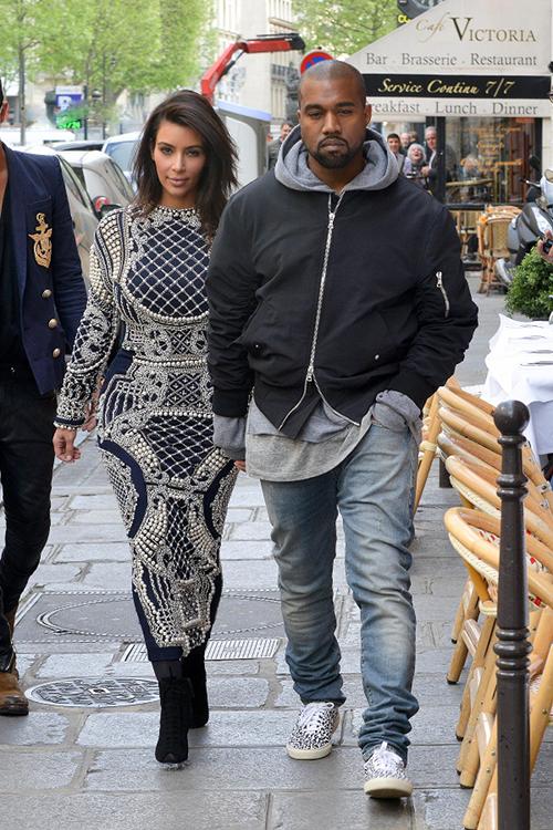 rencontre kim kardashian et kanye west annonces rencontres femmes senegalaises