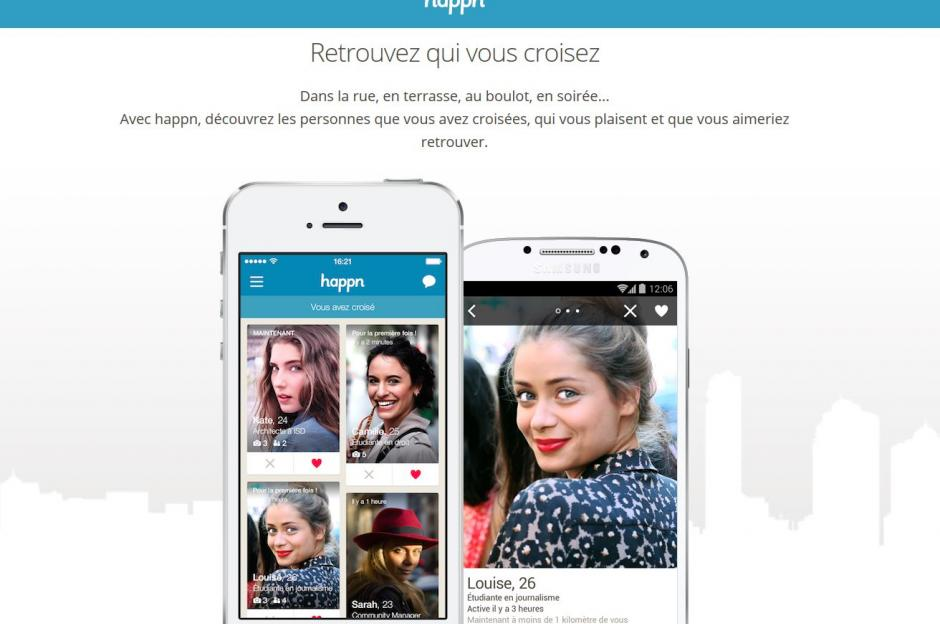 site rencontre happn
