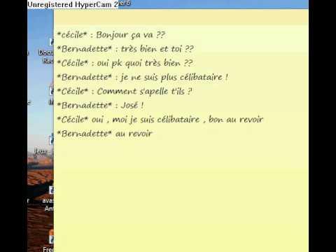 dialogue rencontre en espagnol