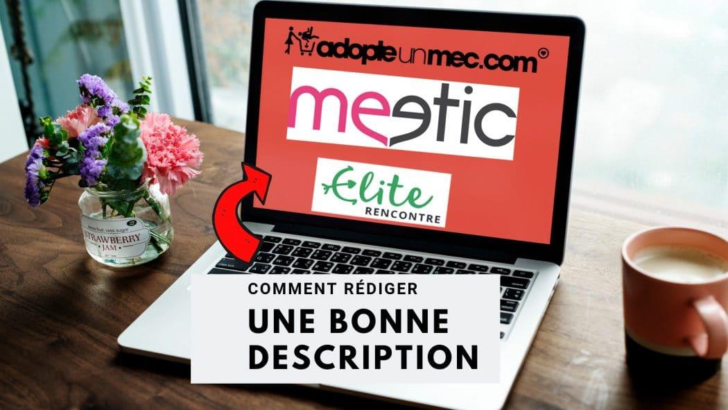 Modèle de lettre pour un premier contact avec un homme ou une femme sur Meetic