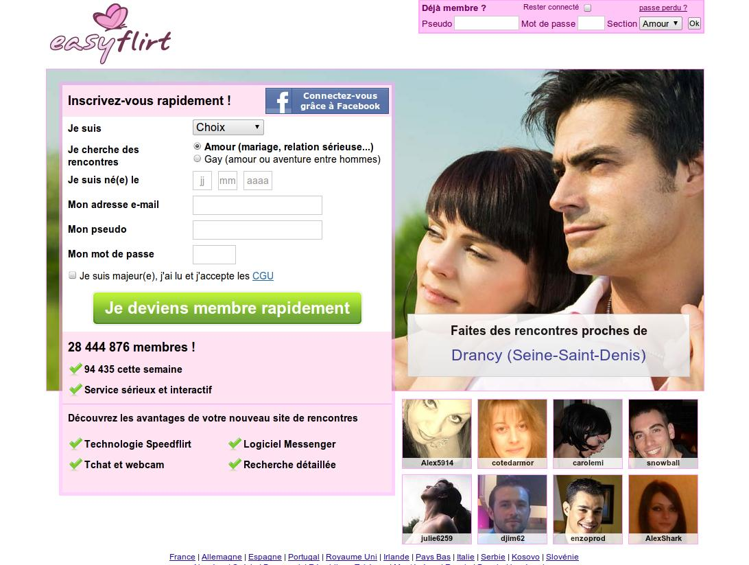 sites de rencontres en france gratuit