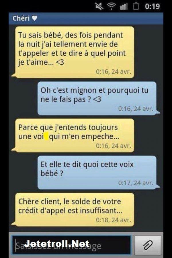 rencontre par sms en france