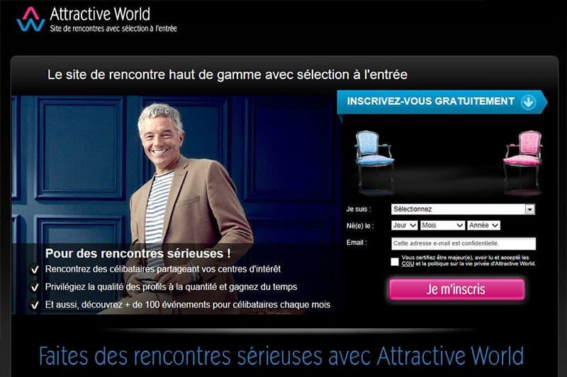 attractive world site de rencontre gratuit