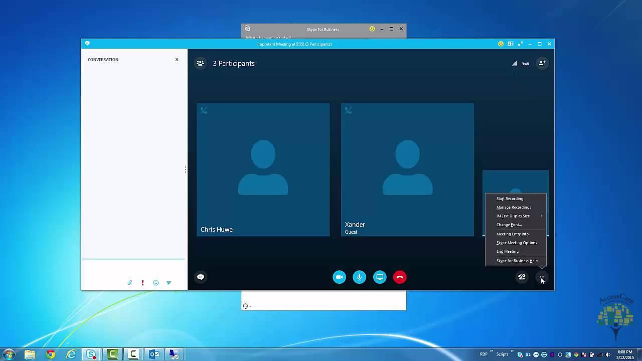 site de rencontre skype