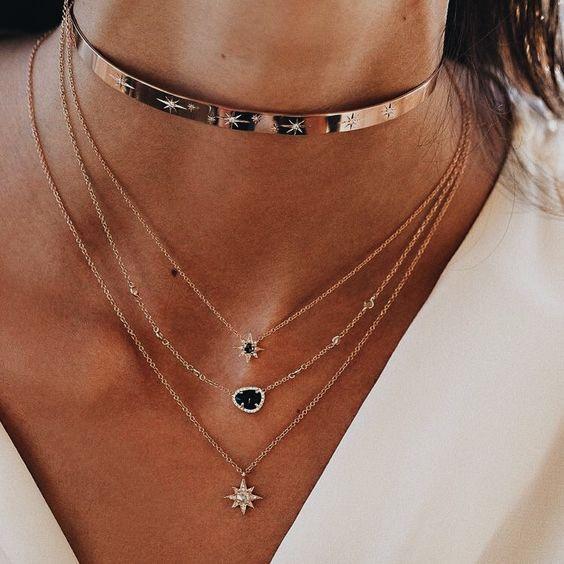 Esprit: Bijoux fantaisie femme à acheter sur la Boutique en ligne