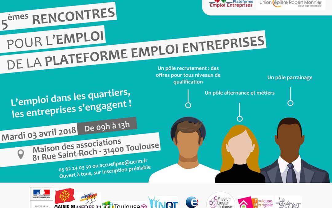 Toulouse: Plus de 2.700 jobs à saisir lors d'une journée de recrutement