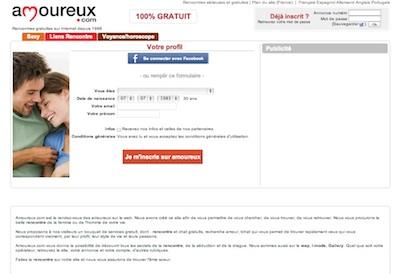 site de rencontre gratuit amoureux.com