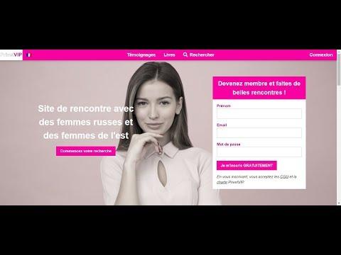 site de rencontre femme de lest gratuit rencontre geek 100 gratuit