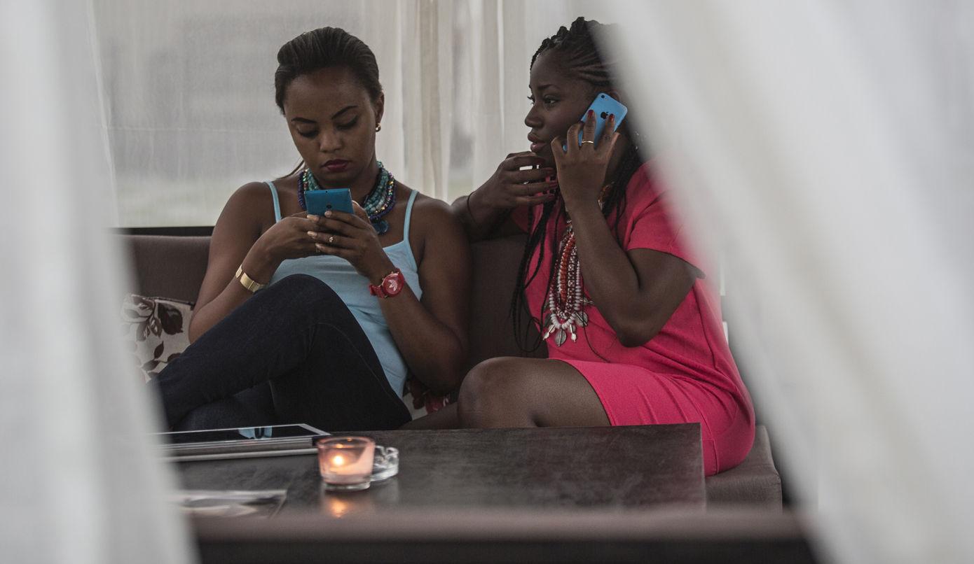 Femme cherche amour à Brazzaville Congo