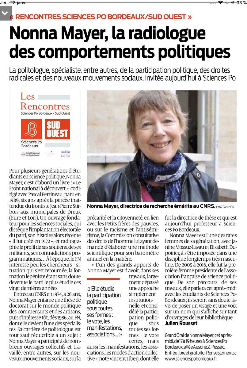 Intégrer l'Institut d'Études politiques de Bordeaux
