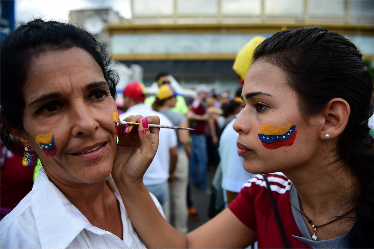 cherche femme venezuela
