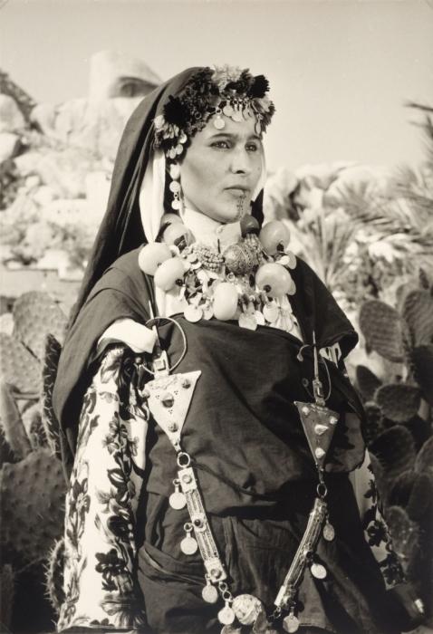 cherche femme berbere pour mariage
