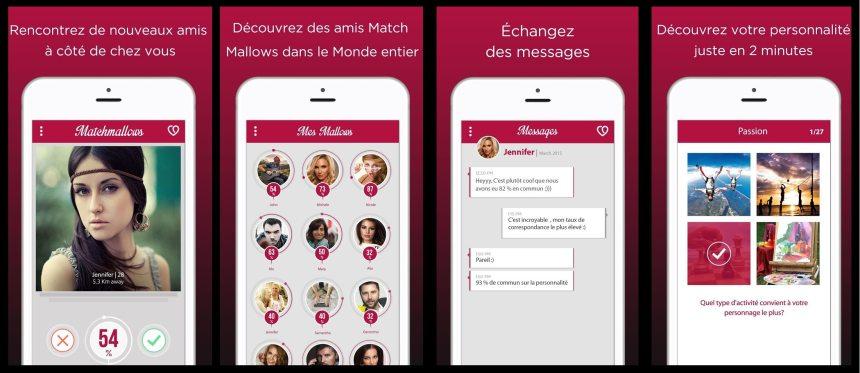 application mobile site de rencontre gratuit recherche fille au pair france