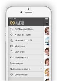 Elite rencontre service clientele