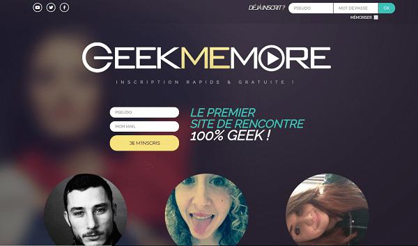 Top 5 des Meilleurs Site de Rencontre Geek
