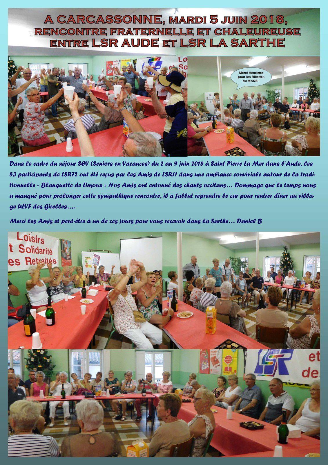 Rencontre Amicale Découverte-Progression - EFORC Gym