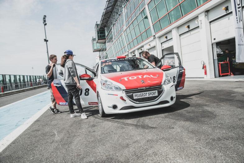 Rencontre Peugeot Sport Val De Vienne
