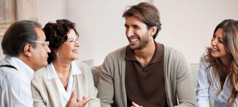 Stress rencontre beaux parents