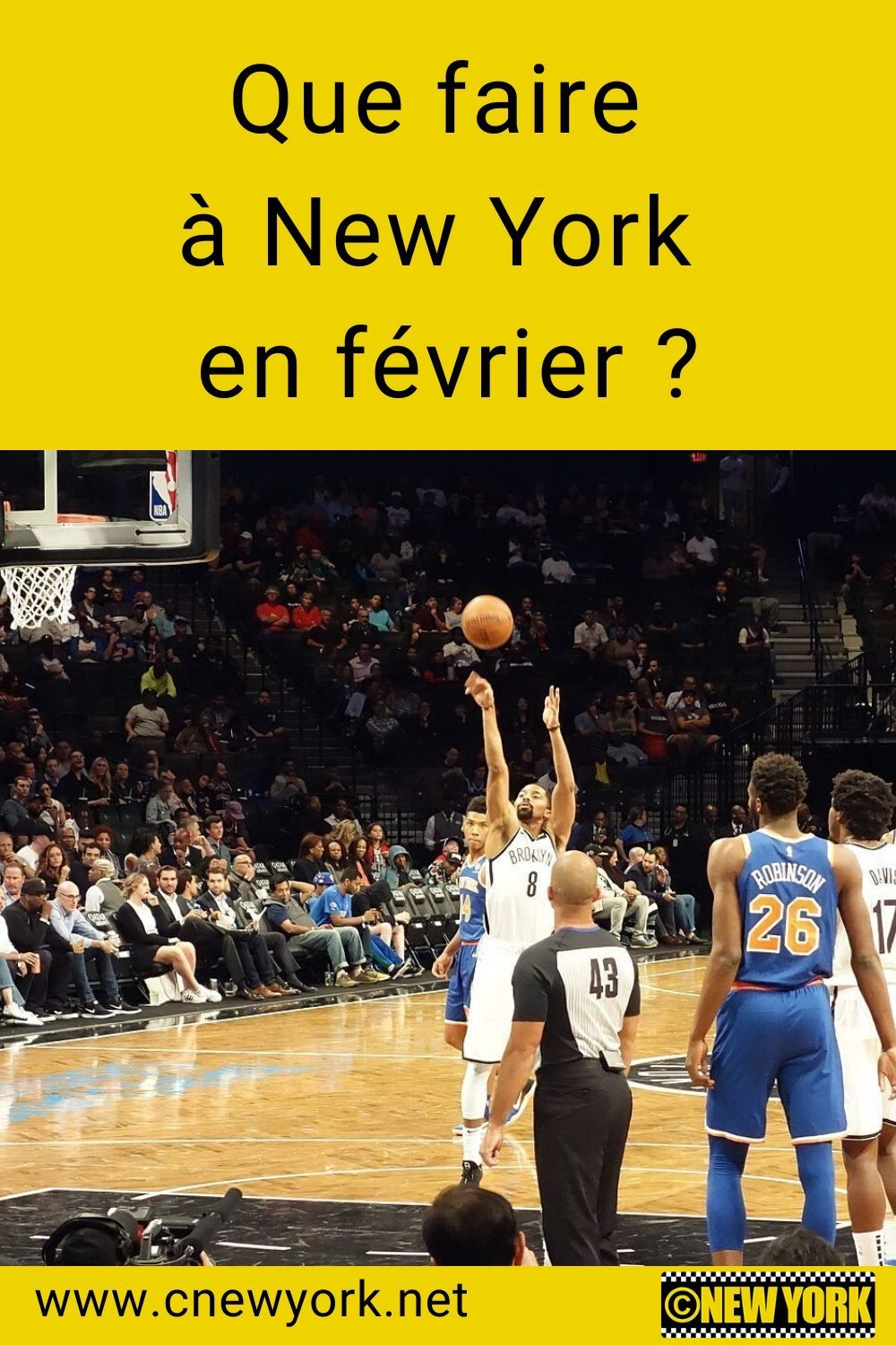rencontre sportive new york