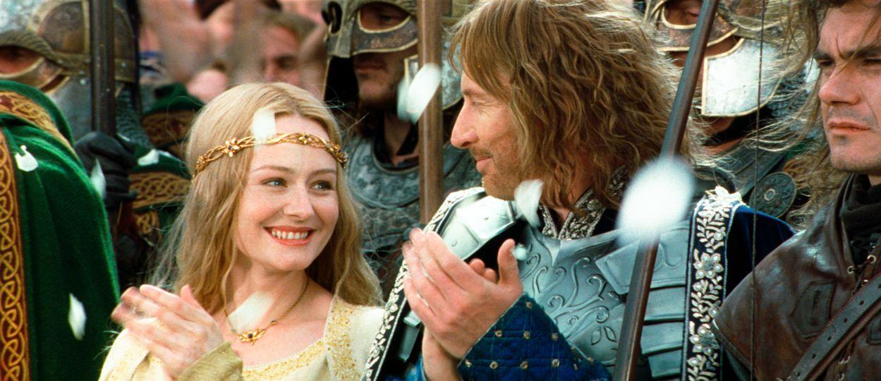 Rencontre eowyn faramir, Le mariage pour Eowyn