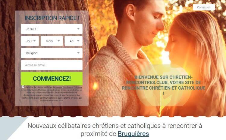 site de rencontre célibataire chrétien