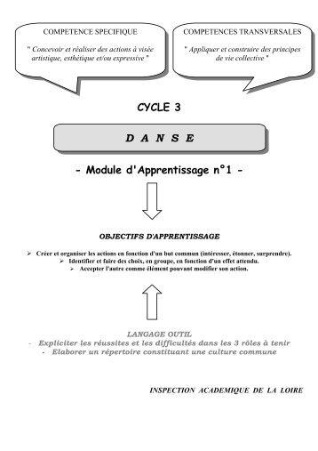 module dapprentissage n° 1 rencontres rencontre handicap m6