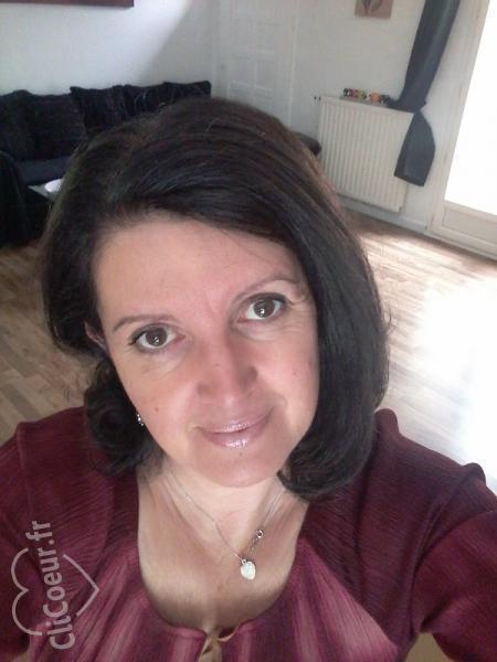 Femme 38 ans rencontre sérieuse à Toulouse (31) Midi-pyrenees avec homme. favie31