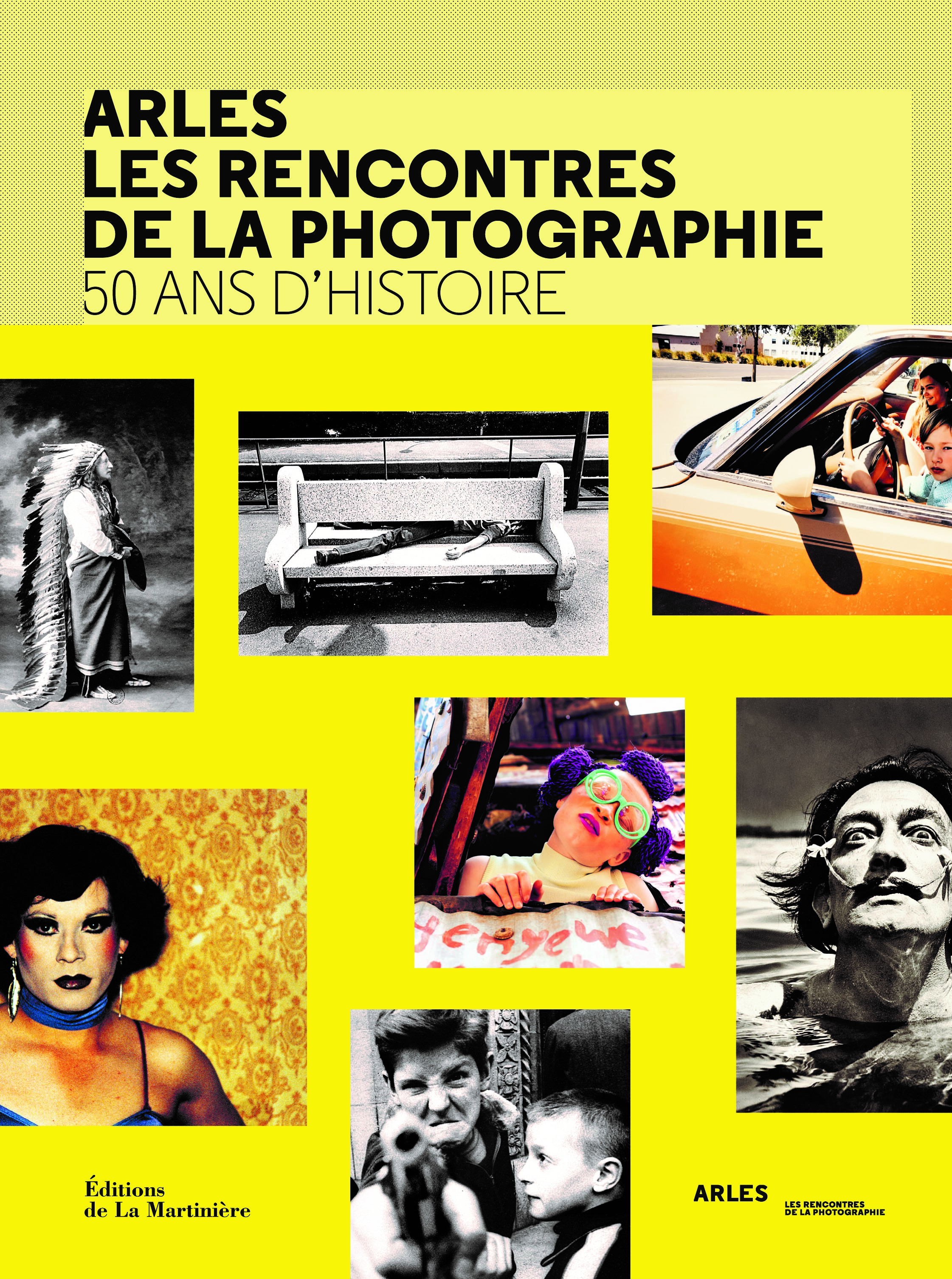 Les Rencontres de la photographie d'Arles : 50 ans, 50 expos