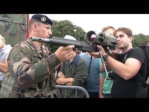 Défilé du 14 juillet : Rencontrez les militaires à Paris