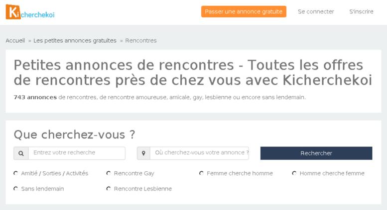 Petites annonces rencontre belgique pof site de rencontre en francais