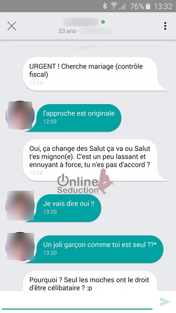bonne phrase daccroche site rencontre site de rencontre gratuit en ligne maroc