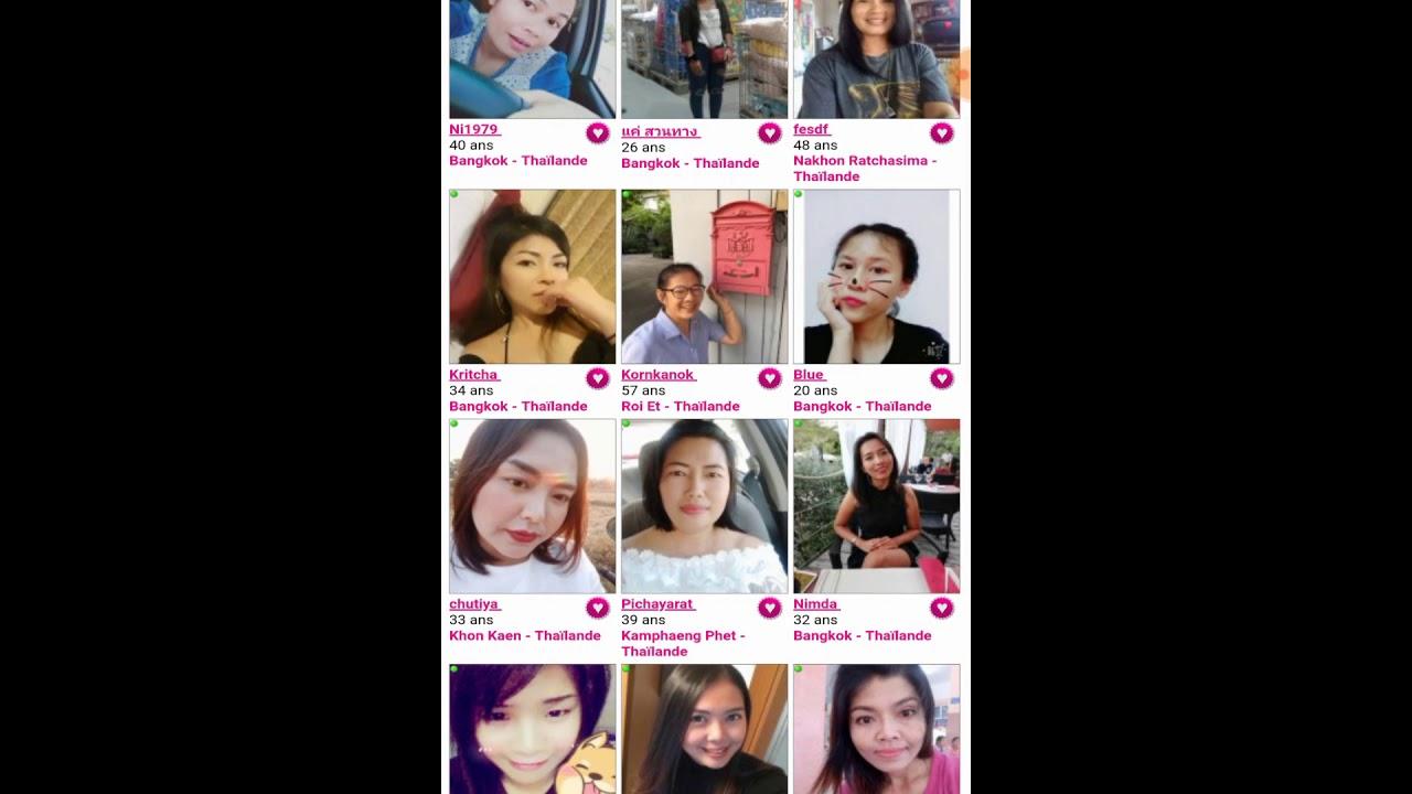 bangkok rencontre femme site fille rencontre