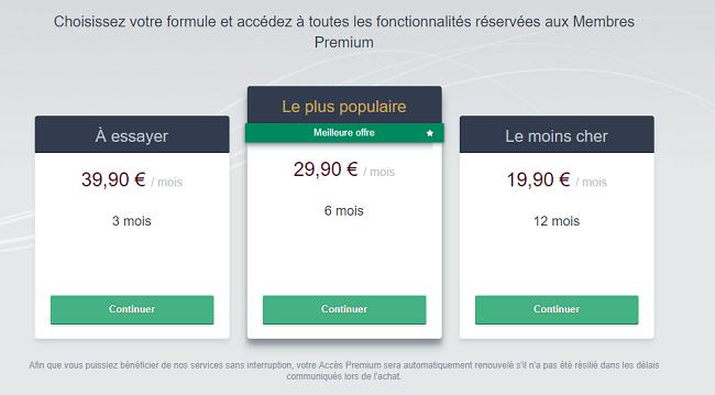 Top 5 des sites de rencontres Français à tester - Pickup Alliance
