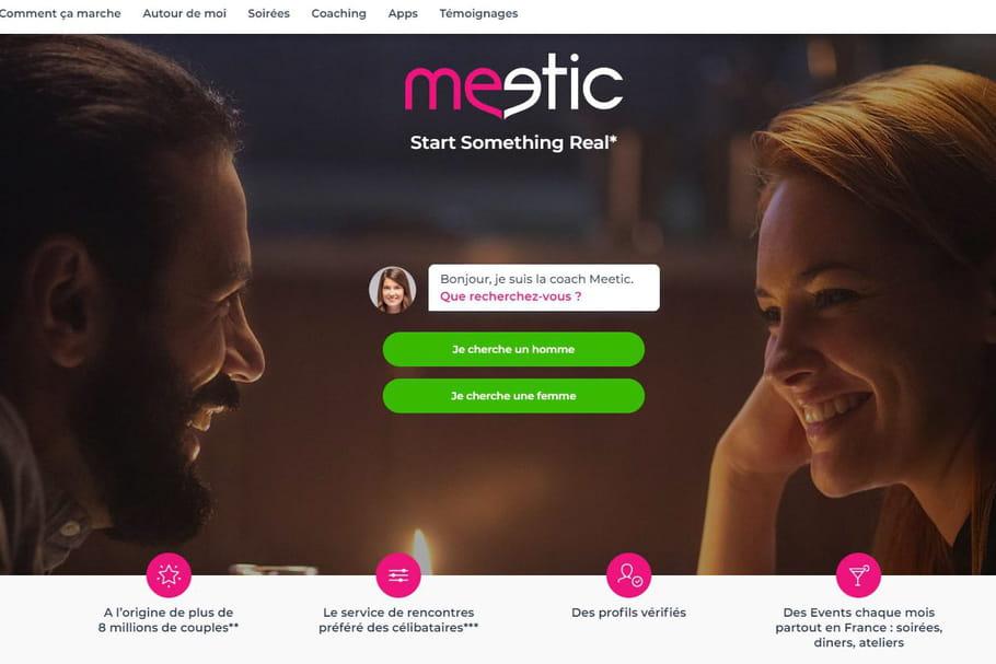 Site de rencontres : comment se créer un profil attractif ? : Femme Actuelle Le MAG