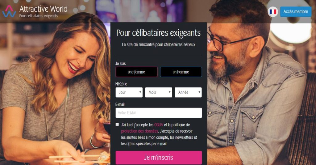 affinity site rencontre