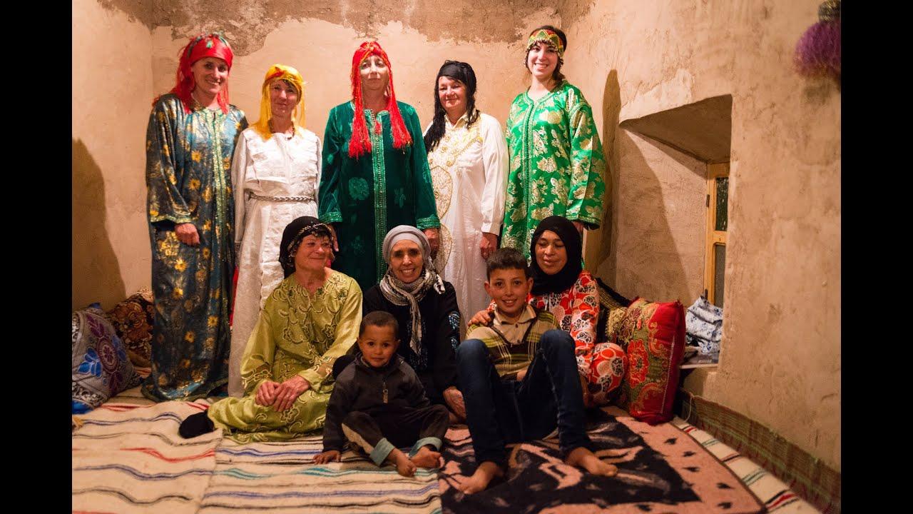 rencontre beaux parents marocains)