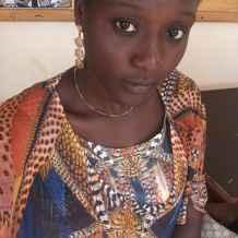 Rencontre Femme Mali Aminata 25ans, 170cm et 60kg - BlackAndBeauties