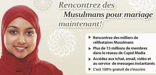 rencontre musulmane gratuit et sans inscription