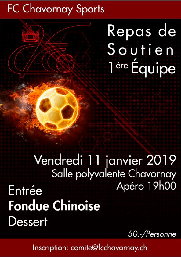 rencontre 2019 chavornay