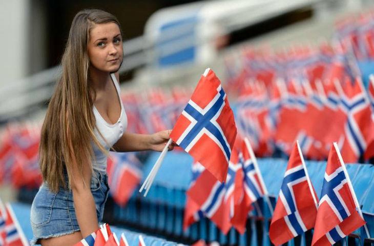 rencontre femme norvégienne rencontre femme st cere