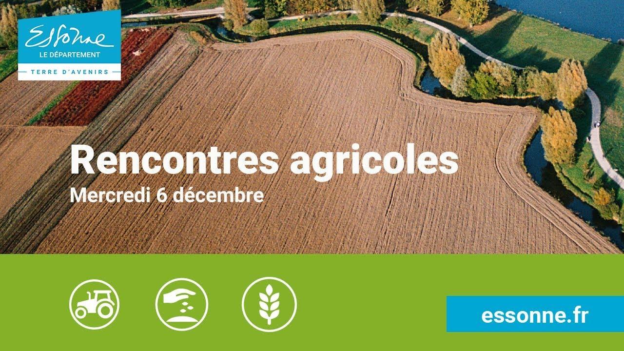 rencontres agricoles