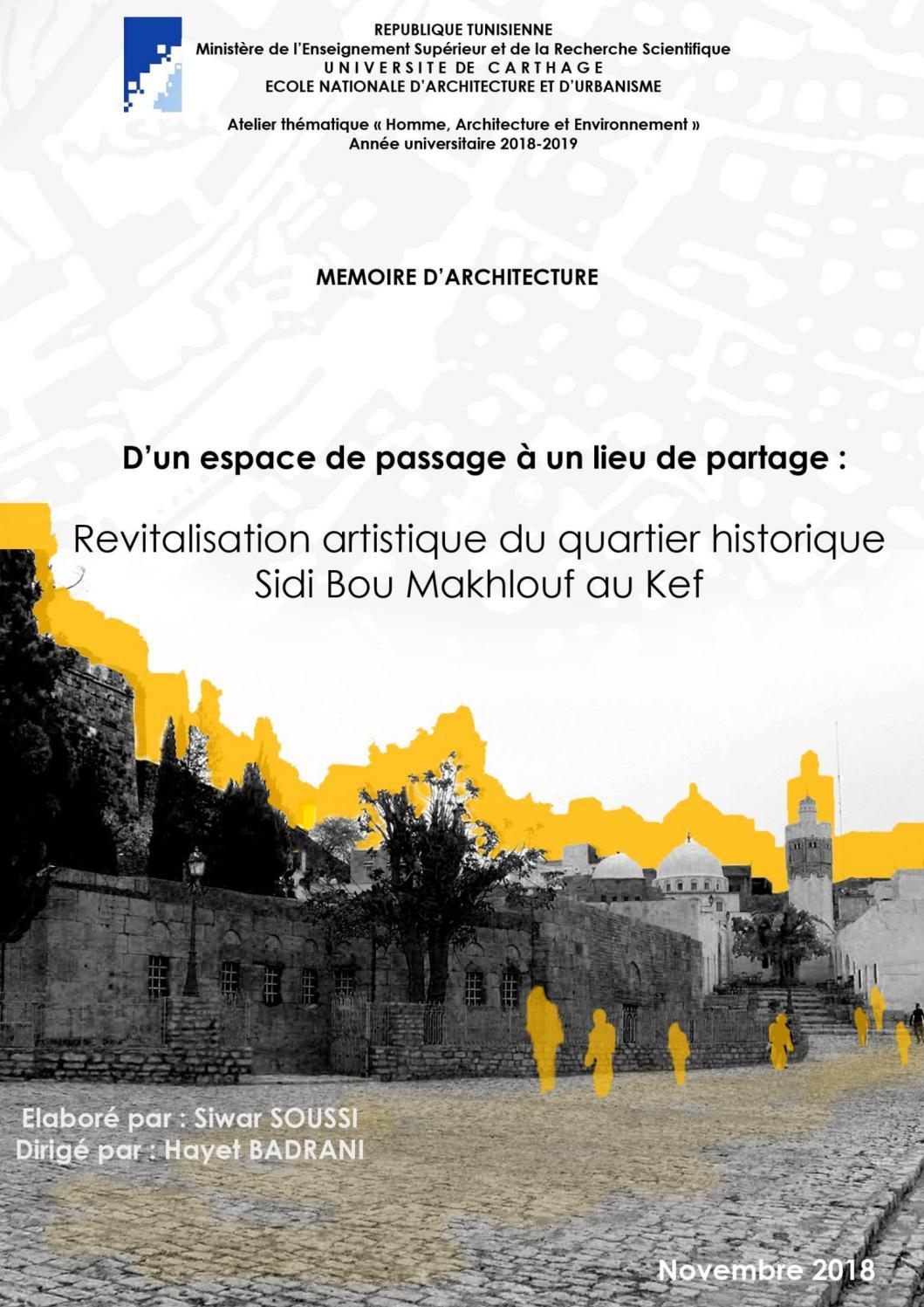 rencontres culturelles kef rencontre femme agadir maroc